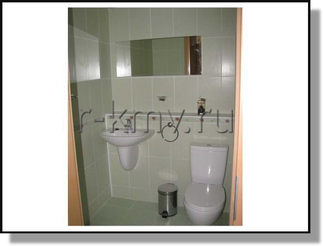 Сантехнические работы в ванной комнете