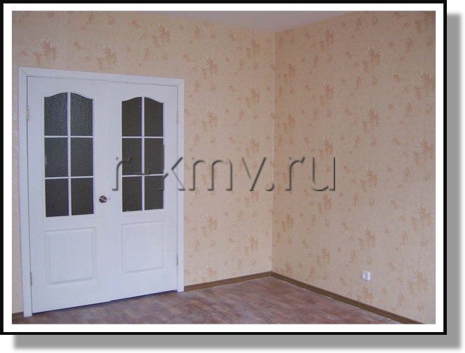 Двери в спальне