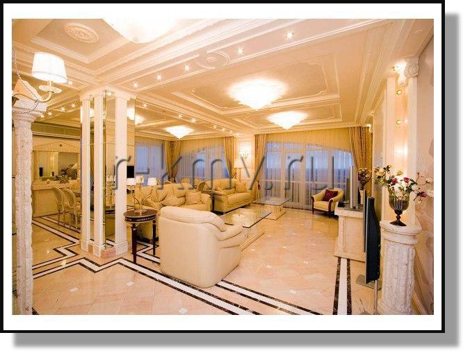 Косметический ремонт гостиной